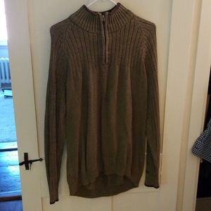 Other - Quarter Zip Sweater